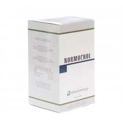 Normochol natural energy caps 90x600mg