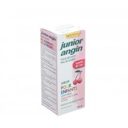Junior angin sirop 150ml