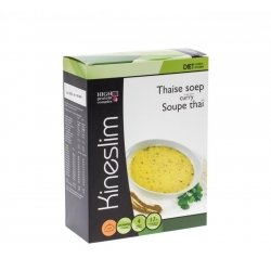 Kineslim soupe thai curry pdr 4x25g
