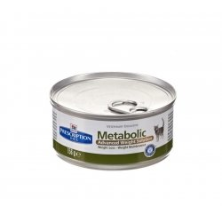 Prescription diet feline metabolic 156g