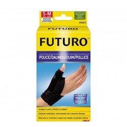 Futuro attelle pouce deluxe noir  s- m 12,7-16,5cm