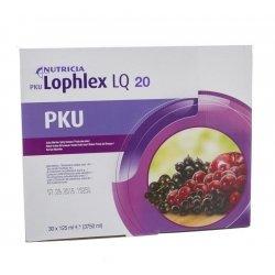 Pku lophlex lq 20 juicy fruits des bois 30x125ml