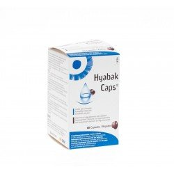 Théa Hyabak 60 capsules