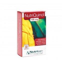 Nutriquinol 100mg nf   softgels  30    nutrisan