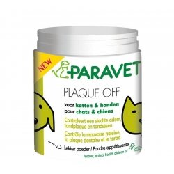 Paravet plaque off 40g