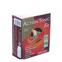 Superdiet action tonic    amp 10x15ml