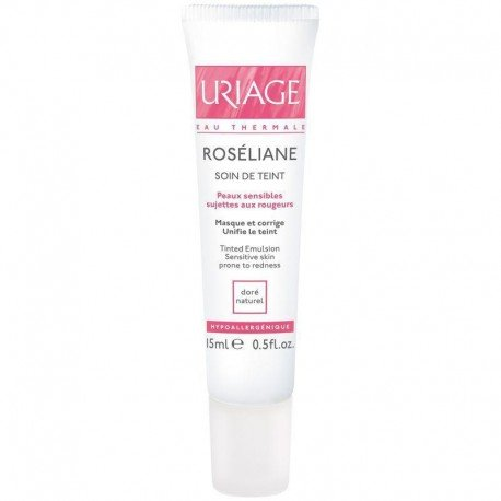 Uriage Roséliane soin de teint doré 02 tube 15ml