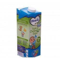 Olvarit drink croissance soja 1+ 1l