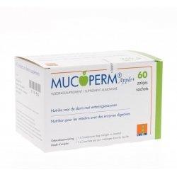 Mucoperm apple+ pdr    sach 60x 4g