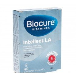 Biocure intellect la drag. 40 rempl.1535111