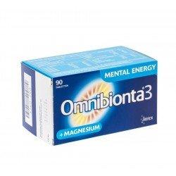 Omnibionta 3 mental energy tabl 90