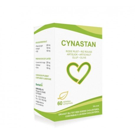 Cynastan    comp 60x600mg