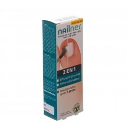 Nailner brush 2in1 5ml