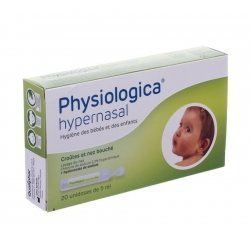 Qualiphar Physiologica Hypernasal Unidoses 20x5ml