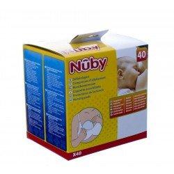 Nuby c coussinets d'allaitement 40