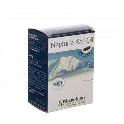 Neptune krill oil licaps v-caps 60 nutrisan