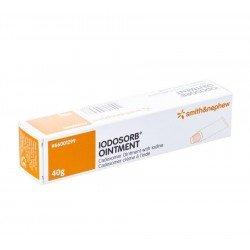 Iodosorb ointment tube 1x40g 66001299
