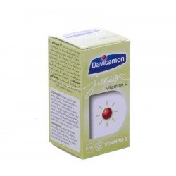 Davitamon junior vit d3 v1    comp fondant 120
