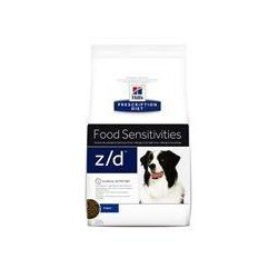 Hill's prescription diet canine Z/D 3kg