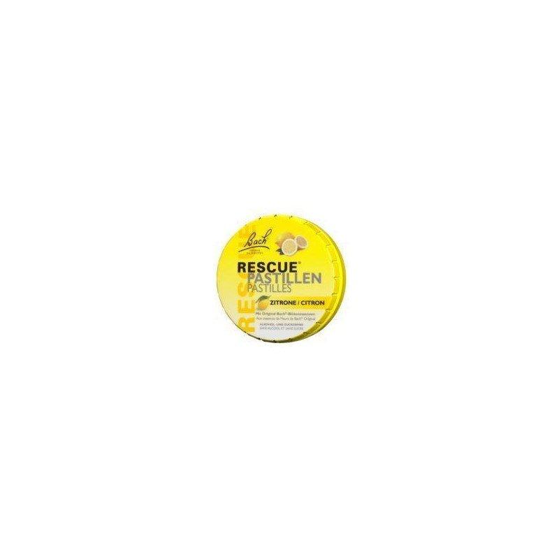 Fleurs De Bach Rescue Pastilles Citron 50g Pharmasimple