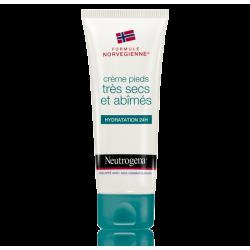 Neutrogena crème pieds très secs et abimés 100 ml