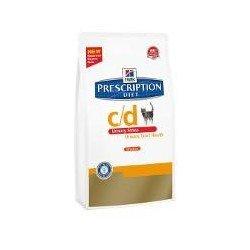 Hills prescription diet feline CD 5kg