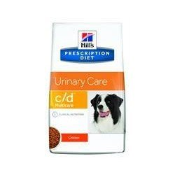 Hills prescription diet canine Urinary Care C/D 2kg