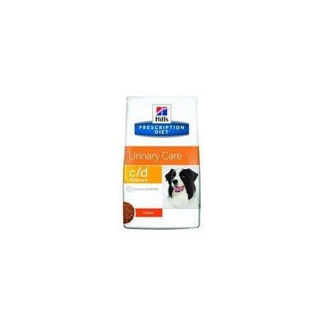 Hills prescription diet canine Urinary Care C/D 2kg