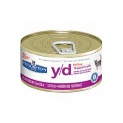 Hills prescription diet feline yd 156g