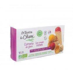 Celiane cornet de glace bio 175g 4079