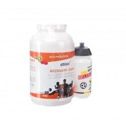 Etixx recovery shake rasp/kiwi 1,5 kg g