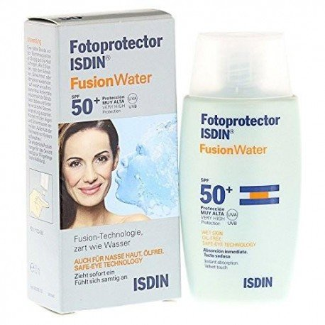 Isdin Fotoprotector fusion water ip50+ 50ml