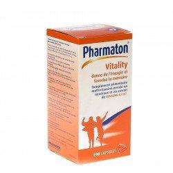 Pharmaton capsules vitality 100