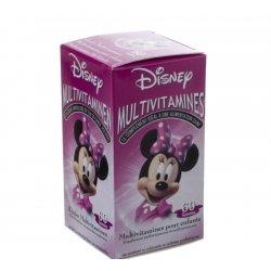 Disney multivitamines minnie mouse 60