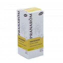 Pranarom Macadamia hle veg. 50ml