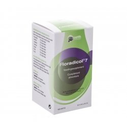 Floradicol 7    pot v-caps  30