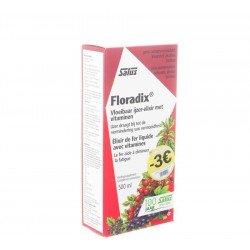 Salus floradix elixir de fer 500 ml -3 e