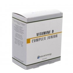 Vitamine d complex junior natural energy perle 240