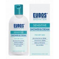 Eubos Douche Crème Sensitive 200ml
