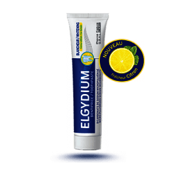 Elgydium dentifrice blancheur citron 75ml