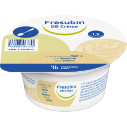 Fresubin DB Crème Vanille 4x125g
