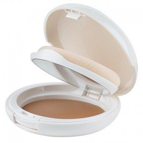 Eye Care Poudre compacte beige dore 10g