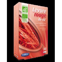Orthonat Levure rouge de riz gel 30