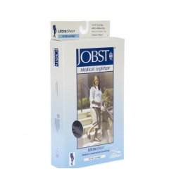 Jobst medical legwear ultrasheer 1 collants matern. black small