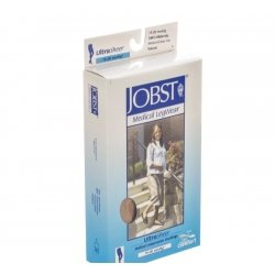 JOBST MEDICAL LEGWEAR ULTRASHEER COMFORT K COLLANT MATERNITE NATUREL MEDIUM