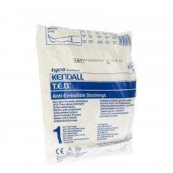 T.e.d.-kendall bas anti-embolie 35491 m long blanc