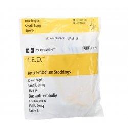 T.e.d. - kendall bas anti-embolie s xlong blanc/jaune k73391