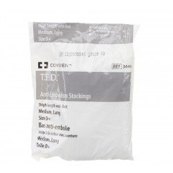 T.E.D.-KENDALL BAS ANTI-EMBOLIE 3449 MEDIUM LONG