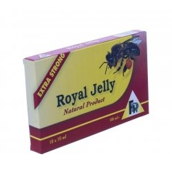 Royal jelly peking ampoules buvable 10 x10ml
