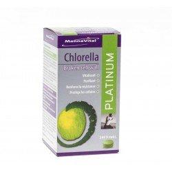 Mannavital chlorella platinum cpr 240